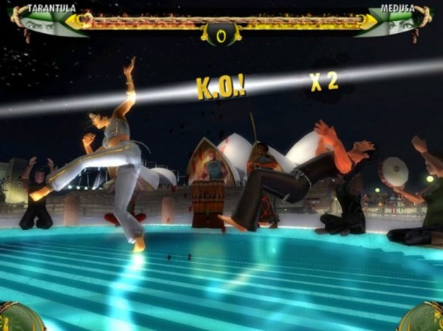 Screenshot 10 - Martial Arts: Capoeira