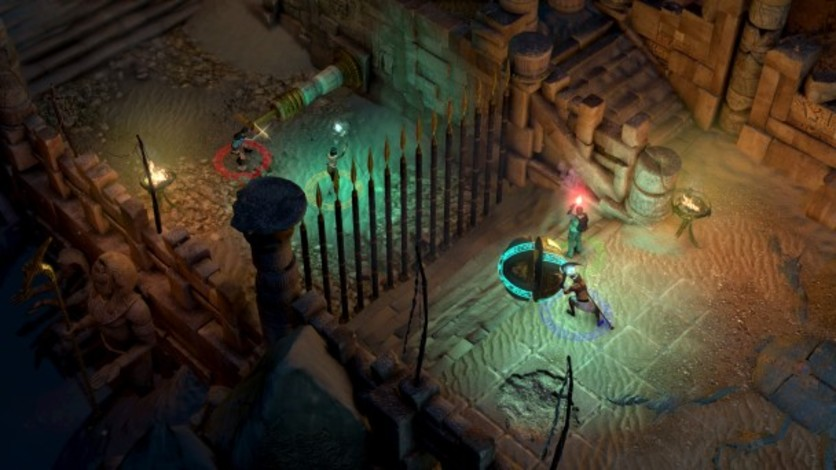 Screenshot 3 - Lara Croft and The Temple of Osiris - Season Pass