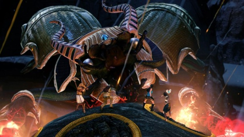 Screenshot 7 - Lara Croft and The Temple of Osiris - Season Pass
