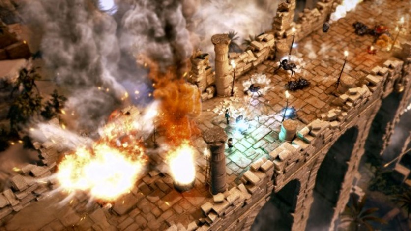 Screenshot 8 - Lara Croft and The Temple of Osiris - Season Pass