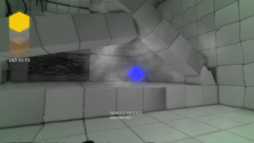 Screenshot 3 - Q.U.B.E. - Against The Qlock