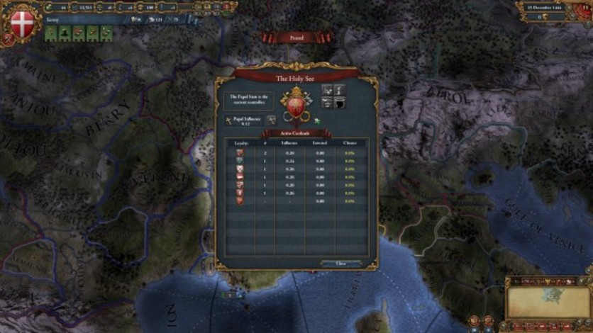 Screenshot 1 - Europa Universalis IV: Guns, Drums and Steel Music Pack