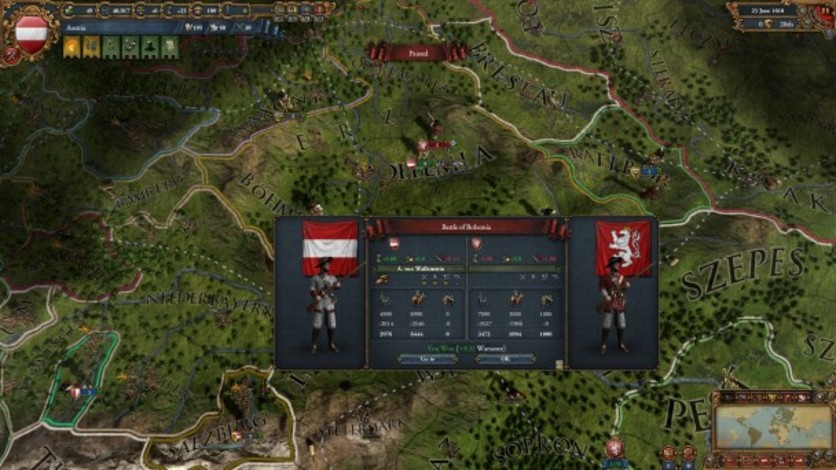 Screenshot 4 - Europa Universalis IV: Guns, Drums and Steel Music Pack
