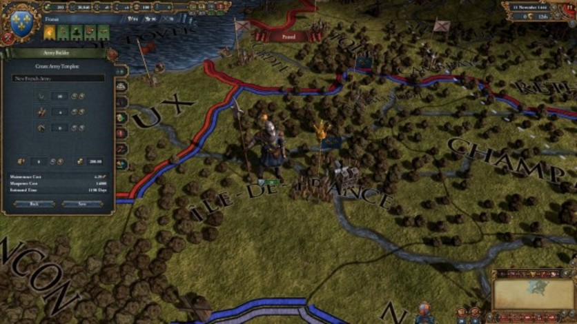 Screenshot 6 - Europa Universalis IV: Guns, Drums and Steel Music Pack