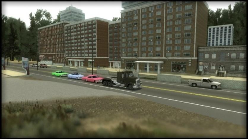 Screenshot 3 - Extreme Roads USA