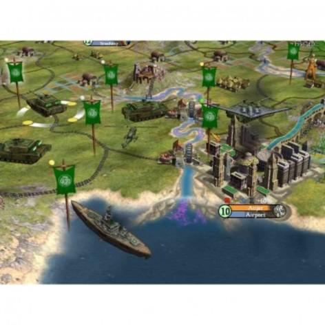 Screenshot 2 - Sid Meier's Civilization IV: The Complete Edition (MAC)