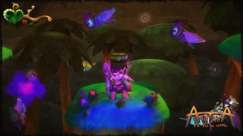 Screenshot 2 - Aritana e a Pena da Harpia