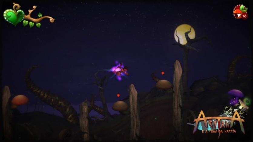 Screenshot 6 - Aritana e a Pena da Harpia