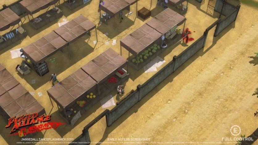 Screenshot 10 - Jagged Alliance Flashback