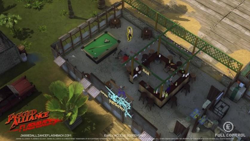 Screenshot 21 - Jagged Alliance Flashback