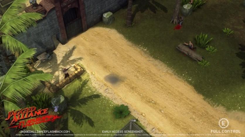 Screenshot 12 - Jagged Alliance Flashback