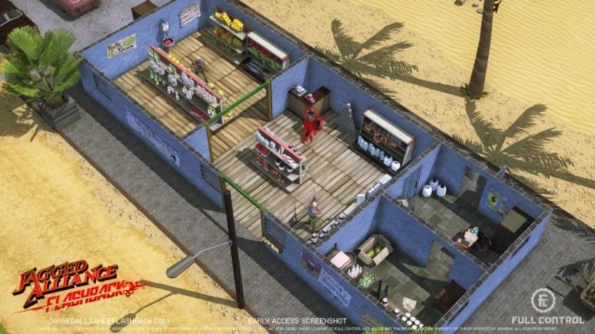 Screenshot 22 - Jagged Alliance Flashback