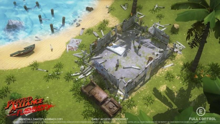 Screenshot 5 - Jagged Alliance Flashback
