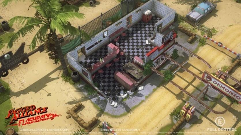 Screenshot 16 - Jagged Alliance Flashback