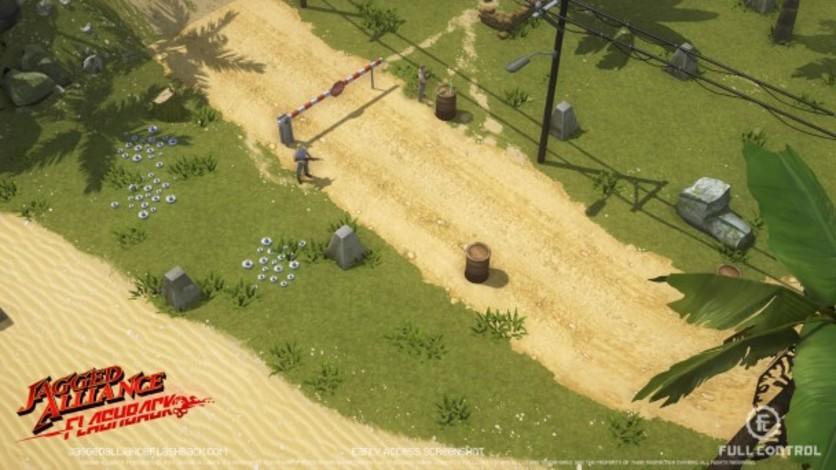 Screenshot 14 - Jagged Alliance Flashback