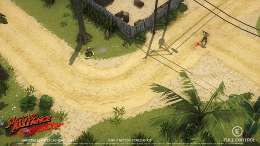 Screenshot 17 - Jagged Alliance Flashback