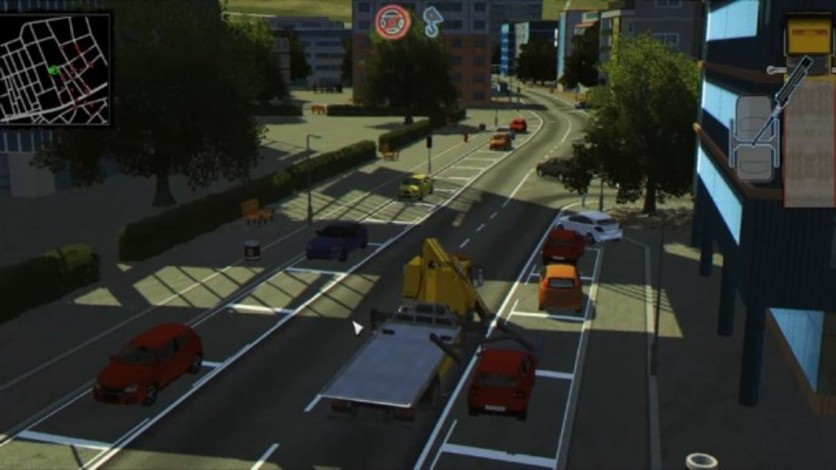 Screenshot 4 - Towtruck Simulator 2015