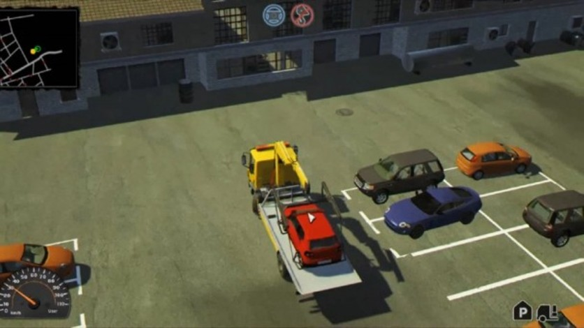 Screenshot 2 - Towtruck Simulator 2015