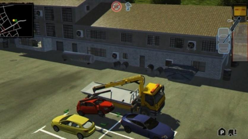 Screenshot 1 - Towtruck Simulator 2015