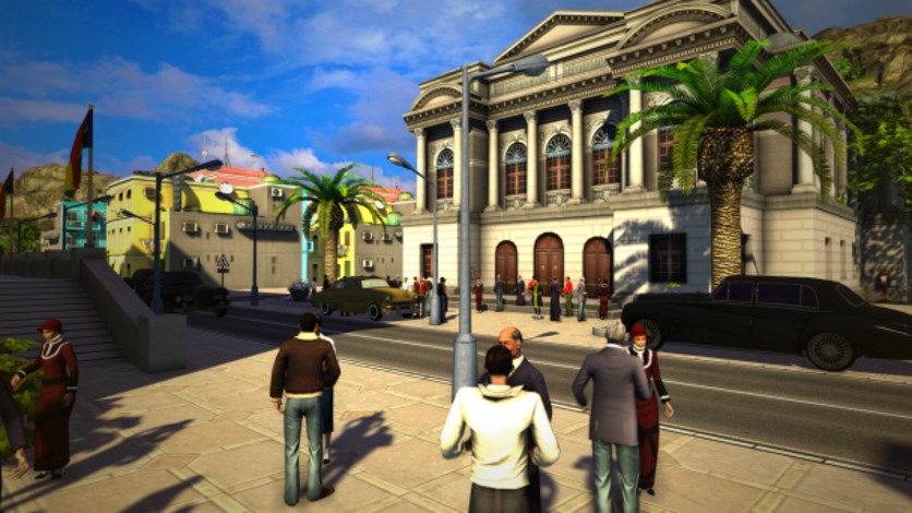 Screenshot 1 - Tropico 5