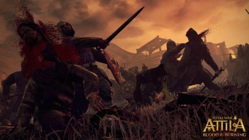Screenshot 2 - Total War: ATTILA - Blood and Burning Pack