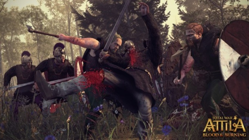 Screenshot 6 - Total War: ATTILA - Blood and Burning Pack