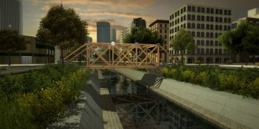 Screenshot 9 - Bridge Project
