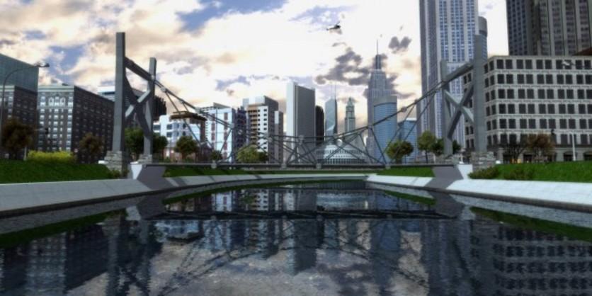 Screenshot 3 - Bridge Project