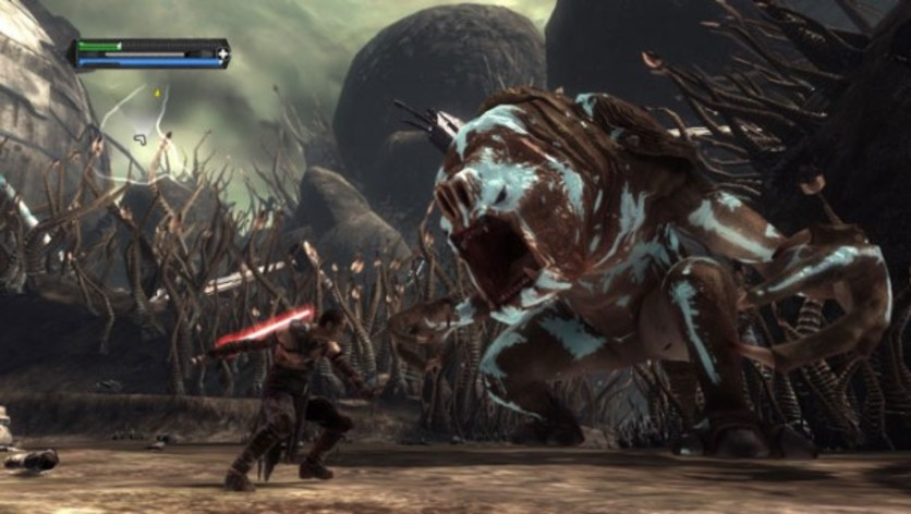 Screenshot 2 - Star Wars: The Force Unleashed - Ultimate Sith Edition (MAC)