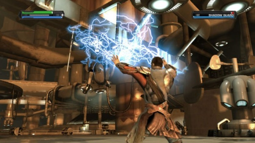 Screenshot 7 - Star Wars: The Force Unleashed - Ultimate Sith Edition (MAC)