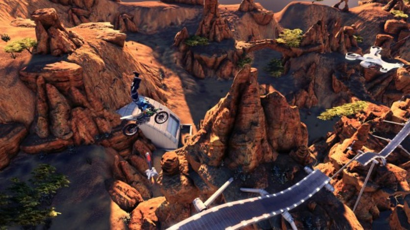 Screenshot 2 - Trials Fusion - Season Pass