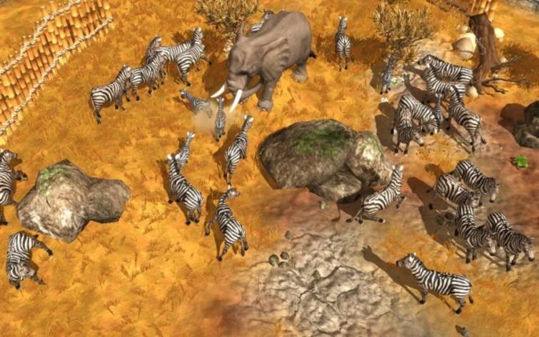 Screenshot 2 - Wildlife Park 3
