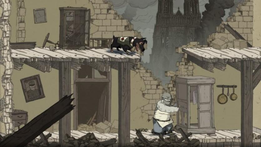 Screenshot 3 - Valiant Hearts: The Great War
