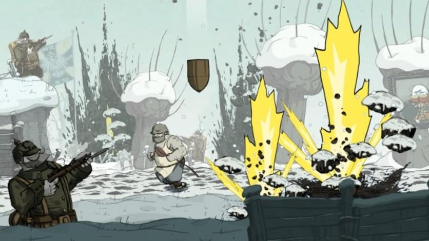 Screenshot 4 - Valiant Hearts: The Great War