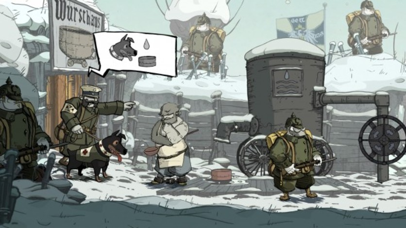 Screenshot 5 - Valiant Hearts: The Great War