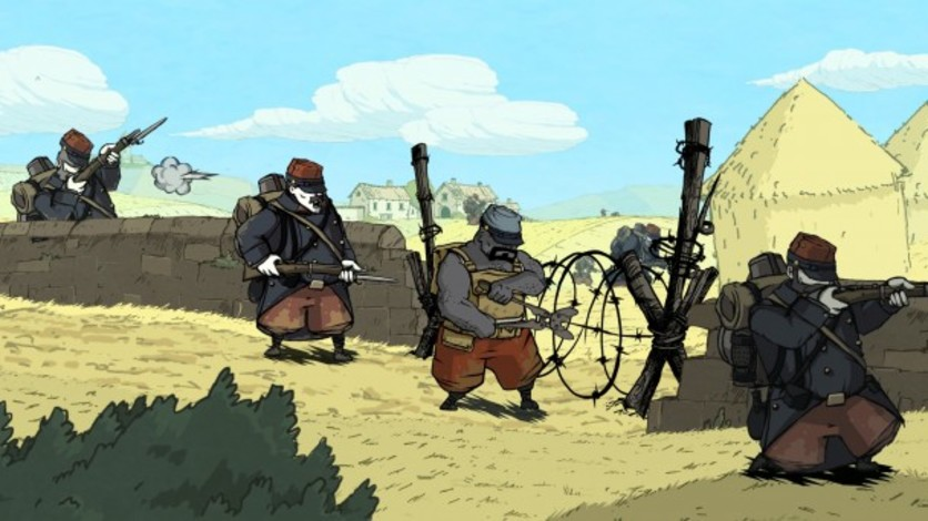 Screenshot 6 - Valiant Hearts: The Great War