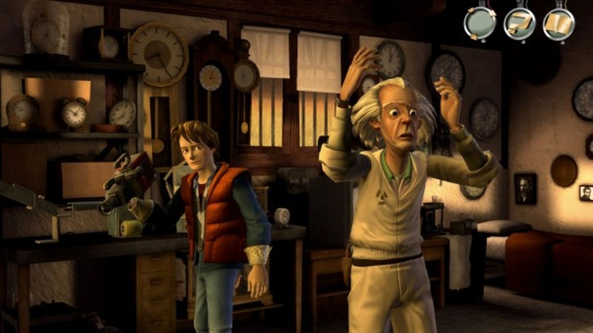 Screenshot 9 - Back to the Future: The Game