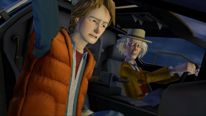 Screenshot 11 - Back to the Future: The Game