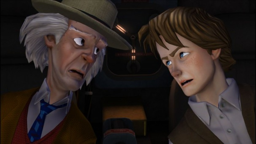 Screenshot 12 - Back to the Future: The Game
