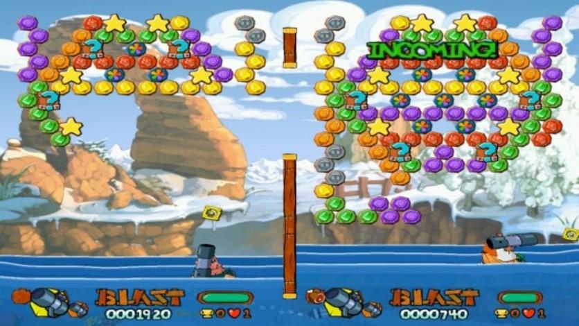 Screenshot 5 - Worms Blast