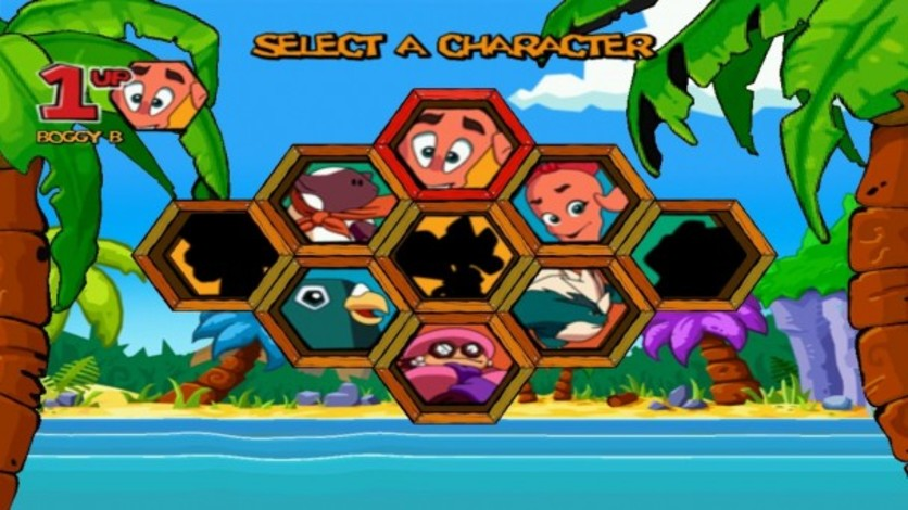 Screenshot 6 - Worms Blast