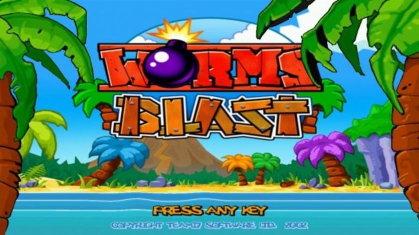 Screenshot 7 - Worms Blast