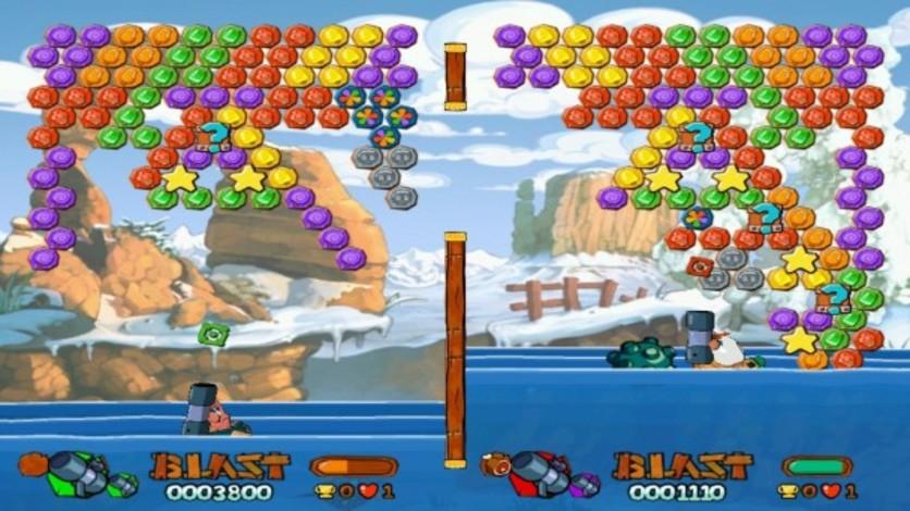 Screenshot 4 - Worms Blast