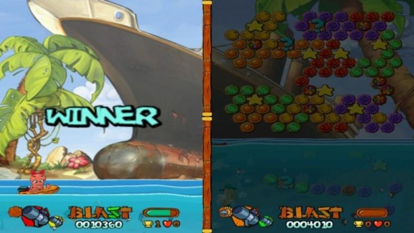 Screenshot 3 - Worms Blast