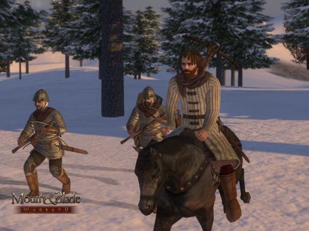 Screenshot 3 - Mount & Blade Warband