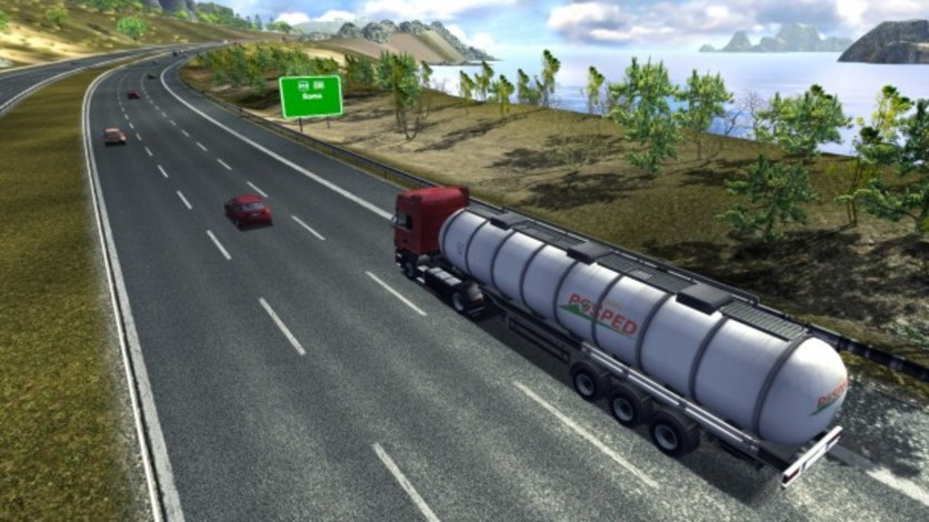 Screenshot 10 - Euro Truck Simulator