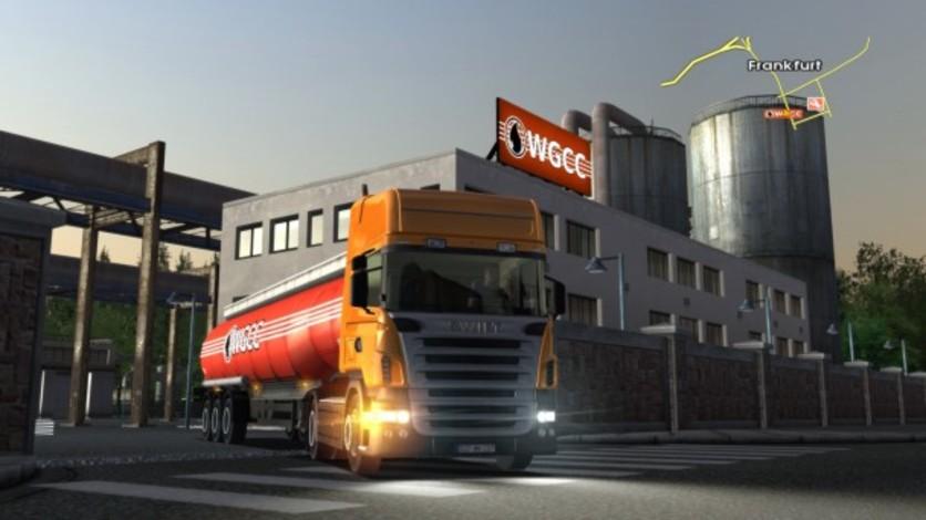 Screenshot 1 - Euro Truck Simulator