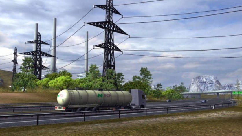Screenshot 12 - Euro Truck Simulator