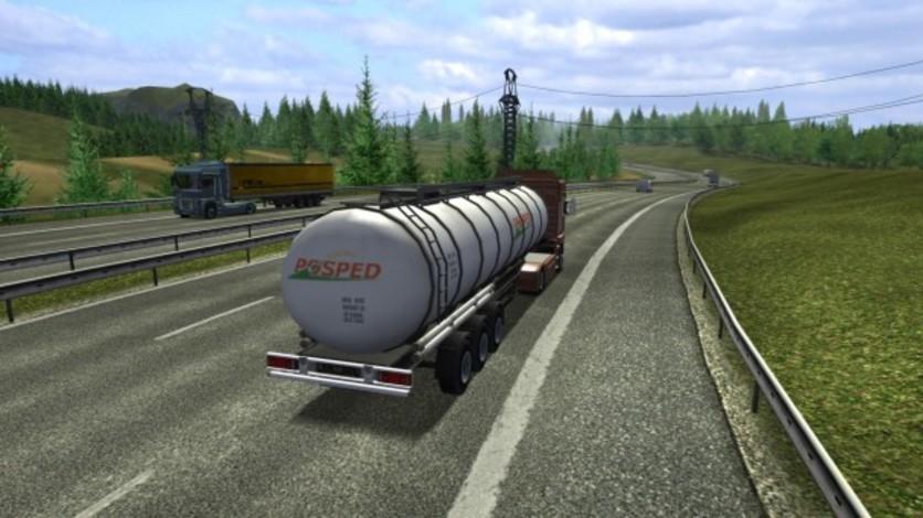 Screenshot 2 - Euro Truck Simulator