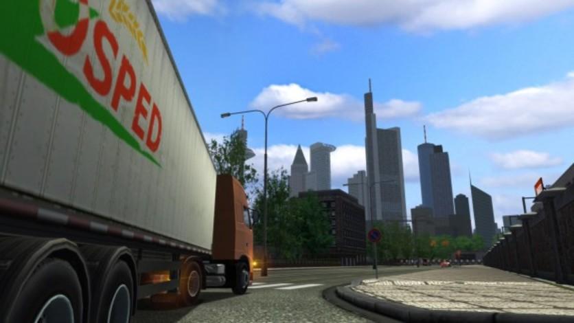 Screenshot 3 - Euro Truck Simulator